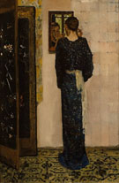 The Earring 1893 - George Hendrik Breitner