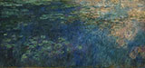 Reflections of Clouds on the Water 1920 - Claude Monet