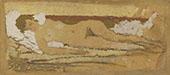 Reclining Nude 1897 - Pierre Bonnard