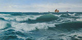 Waves Breaking in Shallow Water - David James