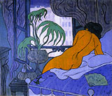 The Blue Room 1891 - Paul Elie Ranson