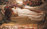 Sleeping Beauty - John William Waterhouse