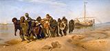 Volga Boatmen - Ilya Repin