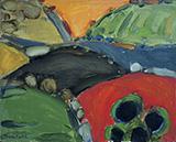 Landscape VIII 1978 - Tadeusz Dominik