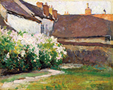Afternoon Shadows - Robert Vonnoh