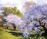 The Orchard 1933 - Robert Vonnoh