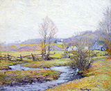 Early Spring c1916 - Robert Vonnoh