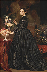 Leighton Mrs James Guthrie - James Guthrie