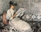 The Morning Paper 1890 - James Guthrie