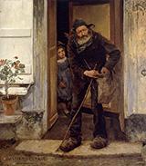 The Beggar 1880 - Jules Bastien-Lepage