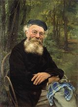 Portrait of my Grandfather 1874 - Jules Bastien-Lepage