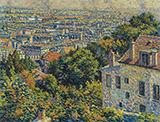 Montmartre 1900 - Maximilien Luce