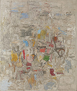 Untitled c 1951 - Philip Guston reproduction oil painting
