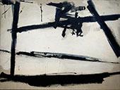 Number 2 1954 - Franz Kline
