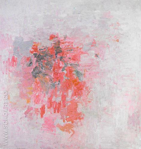 Beggar's Joys - Philip Guston reproduction oil painting