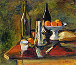 Still Life with Oranges 1898 - Henri Matisse