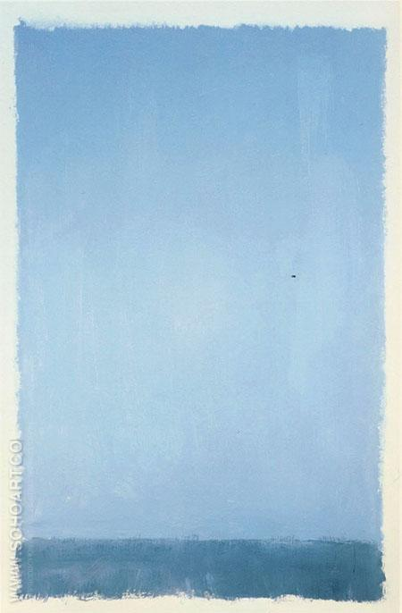 Untitled 1969 p-219 - Mark Rothko reproduction oil painting