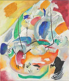 Improvisation 31 Sea Battle 1931 - Wassily Kandinsky