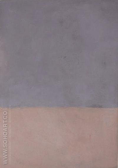 Untitled 1969 -2 - Mark Rothko reproduction oil painting