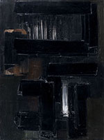 Painting 1919 - Pierre Soulages