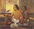 Relax - Paul Gauguin