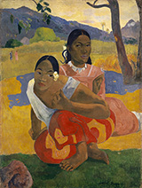 Marry Me - Paul Gauguin