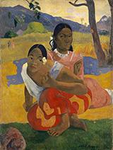Marry Me - Paul Gauguin