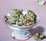 Bowl of Grapes 1949 - Tamara de Lempicka