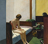 Hotel Room 1931 - Edward Hopper reproduction oil painting