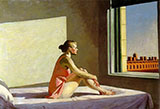 Morning Sun 1952 - Edward Hopper reproduction oil painting