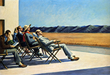People in the Sun 1960 - Edward Hopper