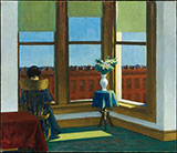 Room in Brooklyn 1932 - Edward Hopper
