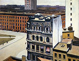 The City 1927 - Edward Hopper