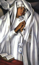 First Communion 1929 - Tamara de Lempicka reproduction oil painting