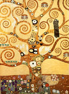 Tree of Life 1905-09 - Gustav Klimt