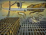 The Disintegration Persistence of Memory 1952 - Salvador Dali