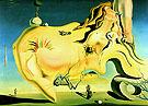 The Great Masturbator 1929 - Salvador Dali