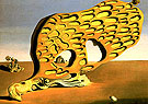 The Enigma of Desire 1929 - Salvador Dali